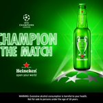 The 2nd leg of the semi-finals are here. Plan your week accordingly. #UCL #ChampionTheMatch https://t.co/pECO7bYMiB