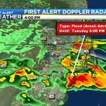 Urban Flood Advisory in effect until 6 PM for portions of eastern #Miami-Dade County. The latest at 5 on @nbc6. https://t.co/82JGu3NtMi