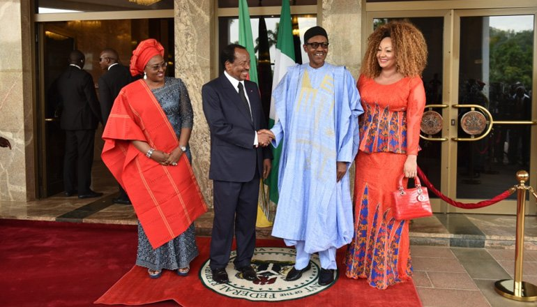 #Cameroon-Nigeria: Excellent relations. Working together to develop the 2 countries: https://t.co/PbvgwhKvws https://t.co/FPmupaywWh