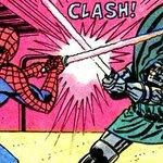 Sogar #SpiderMan und #DrDoom feiern den #StarWarsDay #MayThe4thBeWithYou https://t.co/ATWGvrmZMX