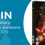 RT & follow for a chance to win a copy of The Force Awakens on DVD! #winitwednesday ends 23:00 4/5 https://t.co/pq4YlTO3Ou