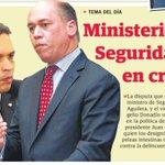 """Varela en """"Ofensiva Diplomática"""" cuando tiene que lanzar Defensiva del manicomio que hay en Ministerio de Seguridad https://t.co/2vzPzFWPJB"""
