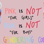 #Quenadietediga que debes vestir azul o rosa https://t.co/5jQ7KPcoPf