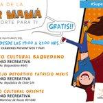 Mamá: Celebraremos en grande #DiadelaMadre este 10, 11 y 12 de mayo en #Rancagua Cc: @alcaldesoto https://t.co/bkenx4cpvy