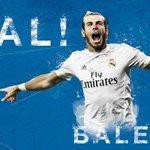 20 ¡GOOOOOOOOOOOOOOOOOOOOOOOOOOL de @GarethBale11! | Real Madrid 1-0 Manchester City.  #RMUCL #HalaMadrid https://t.co/9ZT09SJ1EA