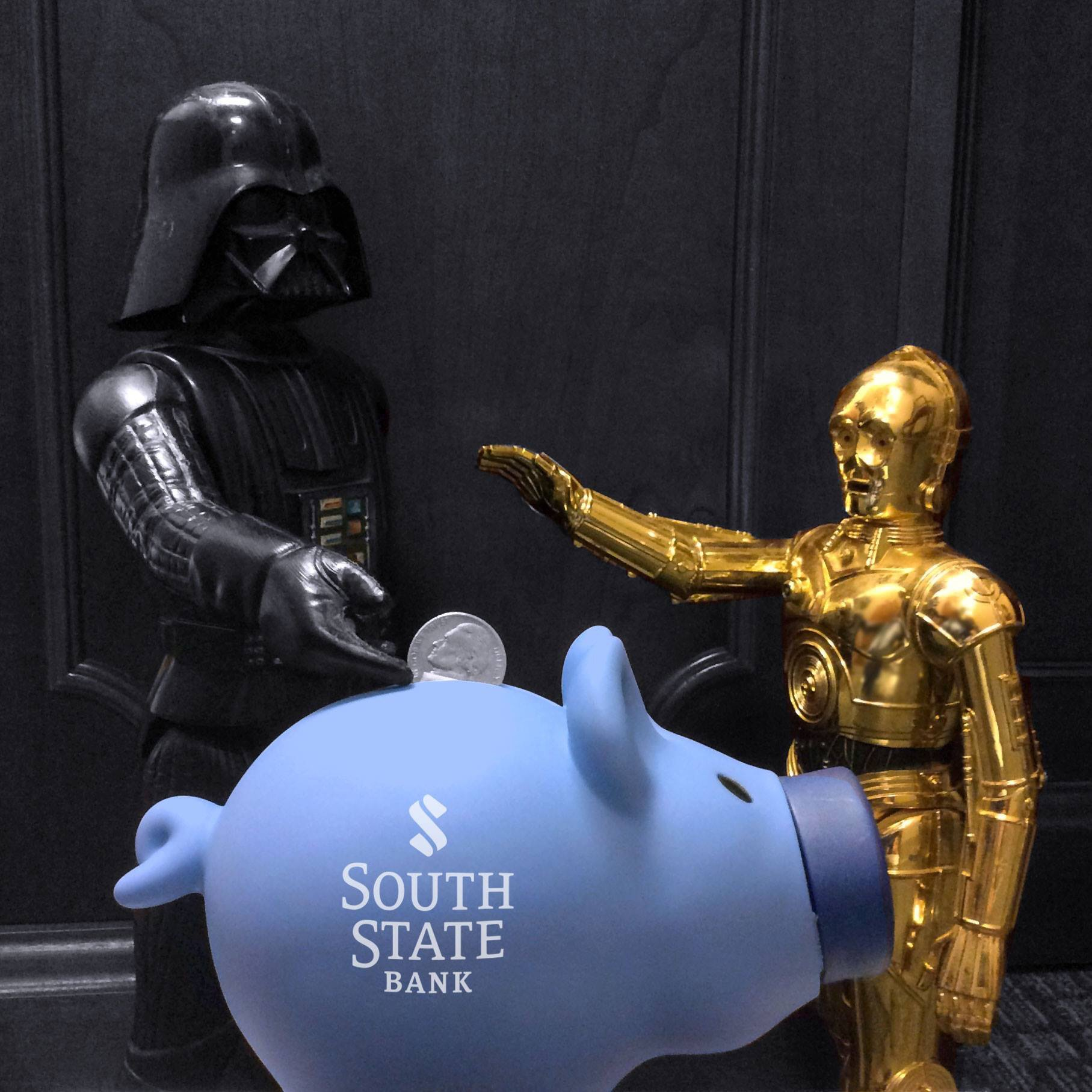 Even Darth Vader and C3PO can agree on a savings plan. Happy #StarWarsDay! https://t.co/4rK0fvKZlG