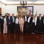 Nuestro Ministro, gobernadores, congresistas y el Comité Ejecutivo de la Alianza Verde / #Boyacá https://t.co/xhLlU413pO
