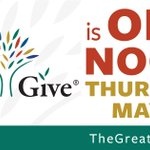 Weve got 18 hrs left of #TheGreatGive! https://t.co/mBG9kLQ5fQ Support your fav #nonprofits in Greater #NHV & #LNV https://t.co/uGhKGAUBhV