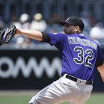 Chatwood Leads Rockies To 2-0 Win, Padres' 8th Shutout https://t.co/N23ofY5f0W https://t.co/g6UBMufUMD