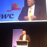 "Kim Beazley firing on all cylinders #pwcbudget ""the core problem: we have a Euro social system but a US tax system"" https://t.co/IZou7PTShl"