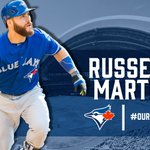 2 days, 2 walkoffs!!! @russellmartin55 ends it and the @BlueJays win 4-3!!! #OurMoment https://t.co/uaxdVXfxez