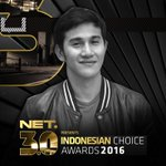 VOTE @VinoGBastian__ sebagai Actor of The Year melalui Twitter & Facebook, ketik: #ICA_3 #AR_VinoGB https://t.co/CgQq0APcFD
