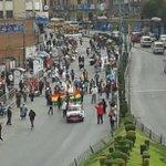 #EnDirecto Discapacitados marchan en el centro paceño en demanda de un bono mensual de Bs 500 https://t.co/QNEgM0Ht4j