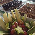 Es gibt Kuchen! Ach und Obst. #blogfamilia https://t.co/zybw8xoPzd