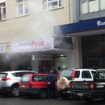 Humo en farmacia Prat #valdiviacl @rioenlinea https://t.co/8zZupx6nn9