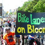 CONGRATULATIONS Campaigners! Toronto City Council Yesterday Voted 38-3 To Pilot Bloor #Bike Lanes! #topoli #Cycling https://t.co/3ZJ55NV40o