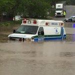 Heavy rain causes flooding in #Raleigh near Tryon Road https://t.co/2OQIcGzq03 https://t.co/VDQO4aleOC