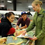 #CAF members survey wildfire damage and speak with displaced residents in #Alberta #FortMacFire #ymmfire https://t.co/WXm9cE6dxU