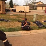 Viral photo shows exhausted firefighters taking first break in Fort McMurray https://t.co/5NWy0EyPHc #ymmfire https://t.co/8g5NG0OpA0