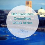 14th Meeting of UCLG Africa Executive Committee in Rabat (Morocco) from 9 to 10 May 2016. #UCLGAfricaExCom https://t.co/t4W83WAEMs