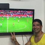 Enhorabuena @SevillaFC! Que Grande eres Miarma!! ⚪️????⚽️ #APorLaQuinta #BirisNorte #VamosMiSevilla #GrandeDeAndalucia https://t.co/td9ubPwgkd