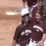 Abby Conner hits 2-run HR to give @StangSoftball 3-1 win over Hastings in @gpacsports tourney. See it at 6. https://t.co/D9JO8hKSnm