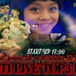 Slamat sore semua.. LESTI LIVE TOP3 DA3 Bismillah dulu ya.. @Lesti_Jenong_DA @IndosiarID https://t.co/DSoyzNWseA