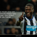 FAN-TASTIC: @mbemba22 hails fantastic support https://t.co/xkCDdys7P3 #NUFC https://t.co/V01A1BXgBy