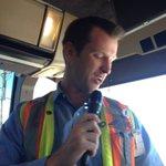 @FSDocks stop #3 #Bus3bestbus @sboft #SurreyIndustryTour Brady providing high security tour of Surrey Port Industry https://t.co/m7VNXKVlfj