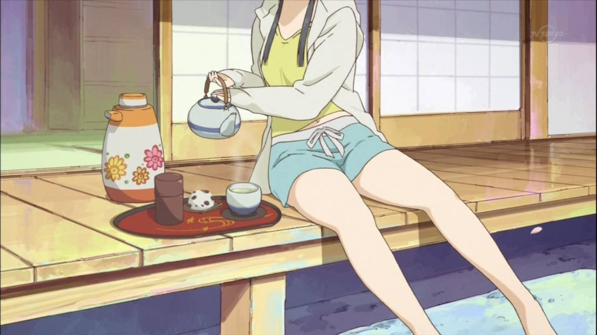 脚フェチ的視点から見たおすすめアニメは、あいうらと灰と幻想のグリムガル。どちらも中村亮介監督作品