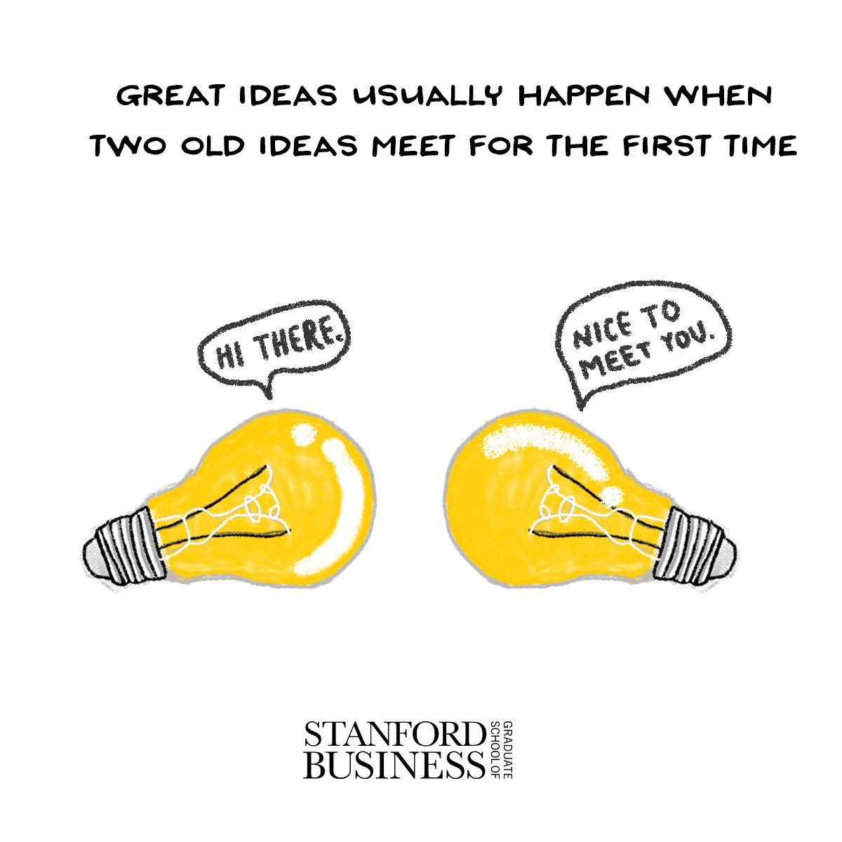Design thinking improves the creative process https://t.co/6rtAbEbmkW https://t.co/XXk5WaZoaO