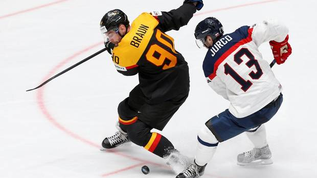 Germany stuns Slovakia for first win of world hockey championship From @Globe_Sports