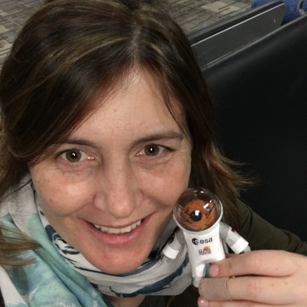 Meet @mausonaut - he is traveling with me to pick up @AstronautAbby from @Wellesley and then we are headed to DC https://t.co/5YP4LRC76f