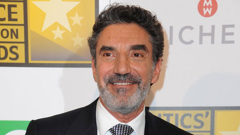 .@THR's AwardsChatterPodcast with 'Big Bang Theory' creator Chuck Lorre
