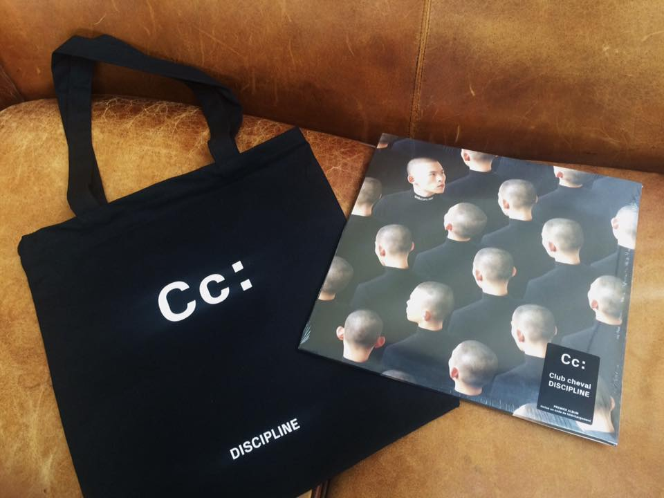 """[Concours] FL&RT pour gagner ce fabuleux pack @Clubcheval ( l'album """"discipline"""" version vinyl +1 tote bag) https://t.co/vbzWsST6xQ"""