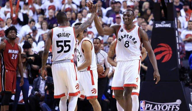 Toronto Raptors se cuelan por primera vez en una final de conferencia
