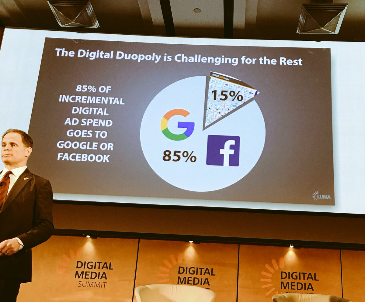Great data from @tkawaja onstage at #DMS16 https://t.co/ecwglUPnPA