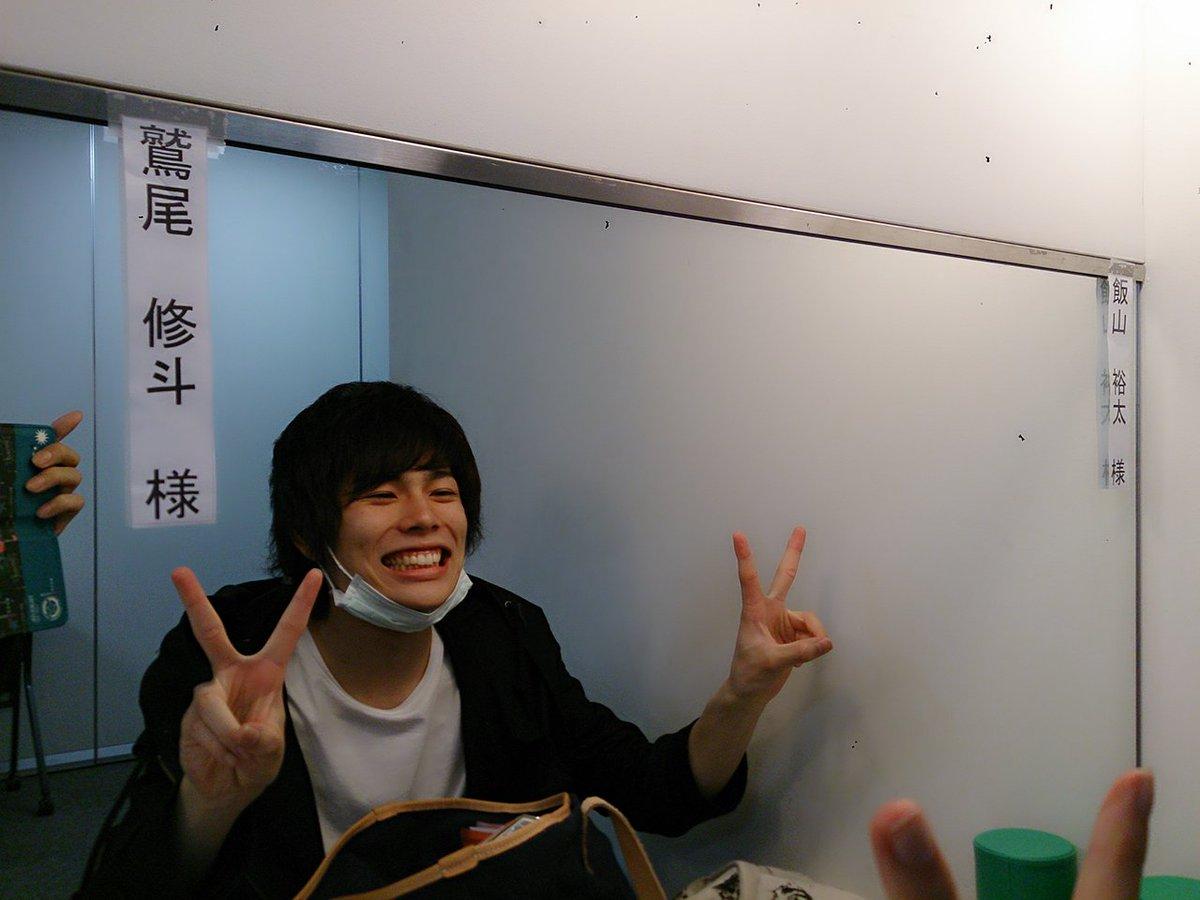 そして最後に劇場に顔を出して来ました!(*^^*)めっちゃセットも素敵で本番が楽しみ~♪(*^^*)楽屋でパシャリ(^-