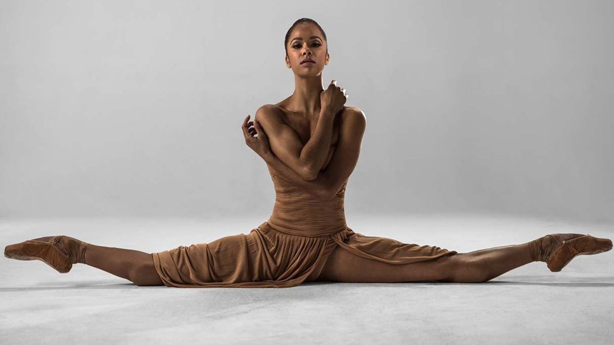 """.@mistyonpointe proves """"you can start late, look different, be uncertain, and still succeed"""" https://t.co/APEN5f52lK https://t.co/aJ9vrGYTn6"""