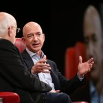 .@JeffBezos: If you cant tolerate critics, dont do anything new or interesting. https://t.co/GTJeRRin5G #codecon https://t.co/lh6JoPtOWt