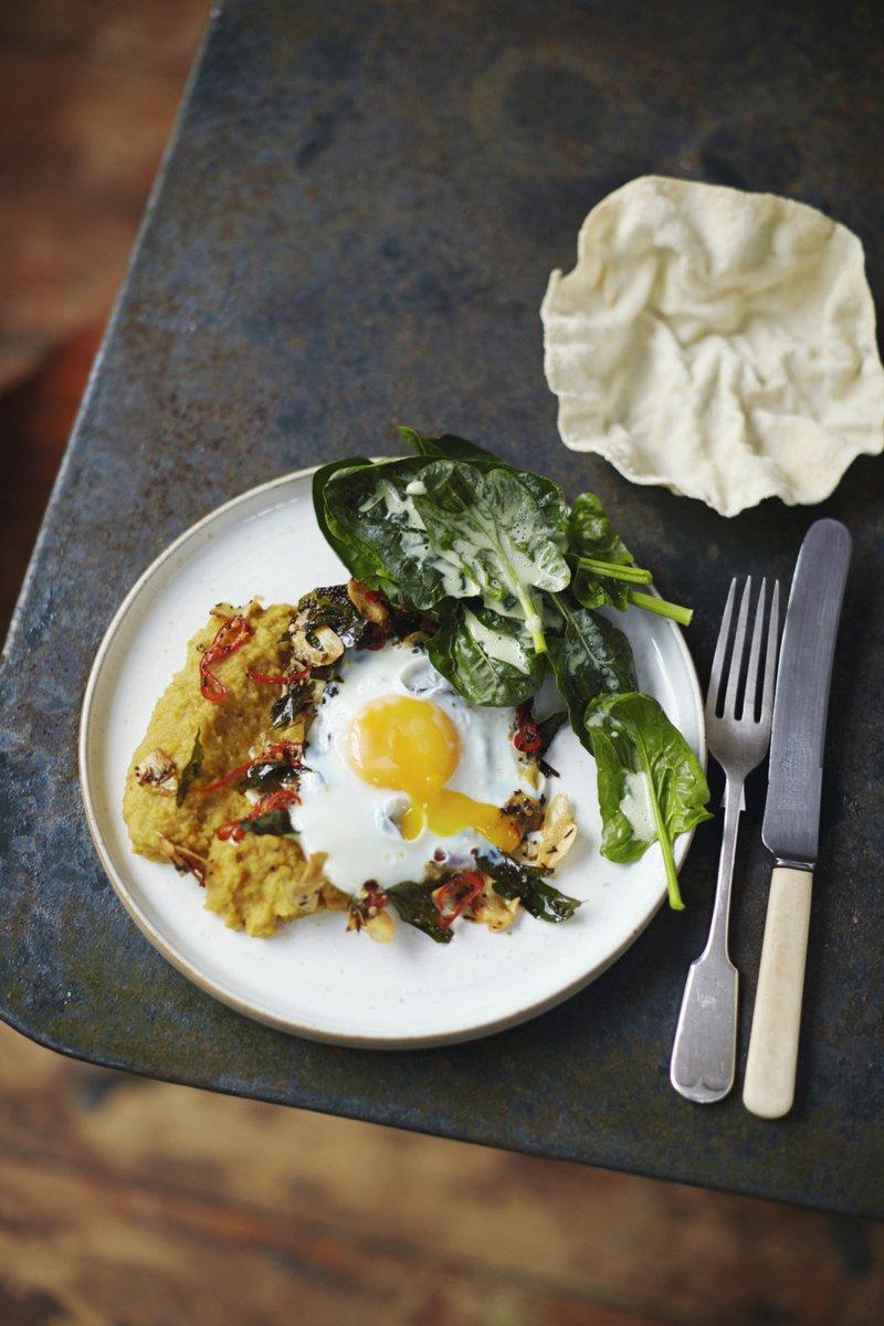 Beautiful, seasonal squash daal & a fried egg for that little extra taste: https://t.co/yrFBRISNS9 #RecipeOfTheDay https://t.co/ubIt9e20xy