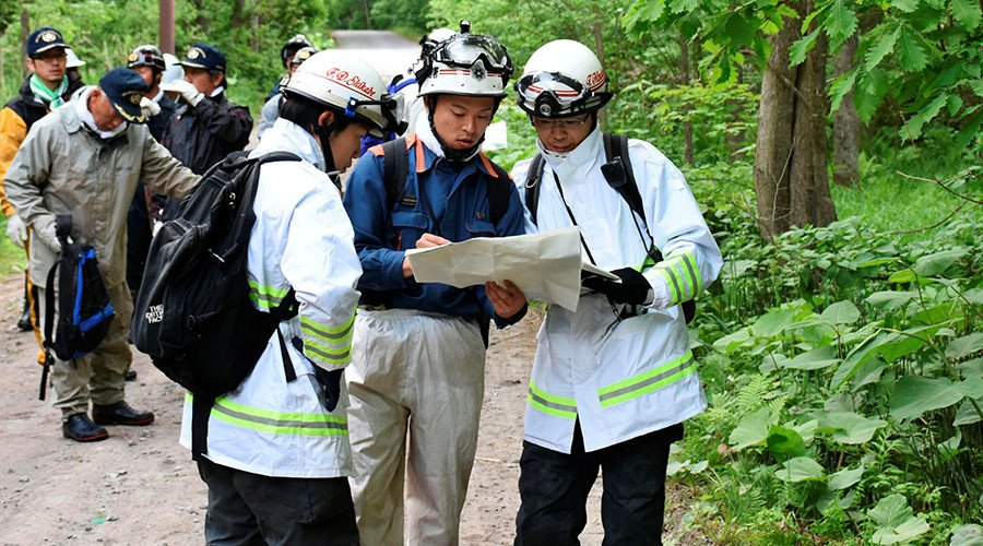 'That should be a crime': Twitter users outraged as Japanese parents leave son in woods