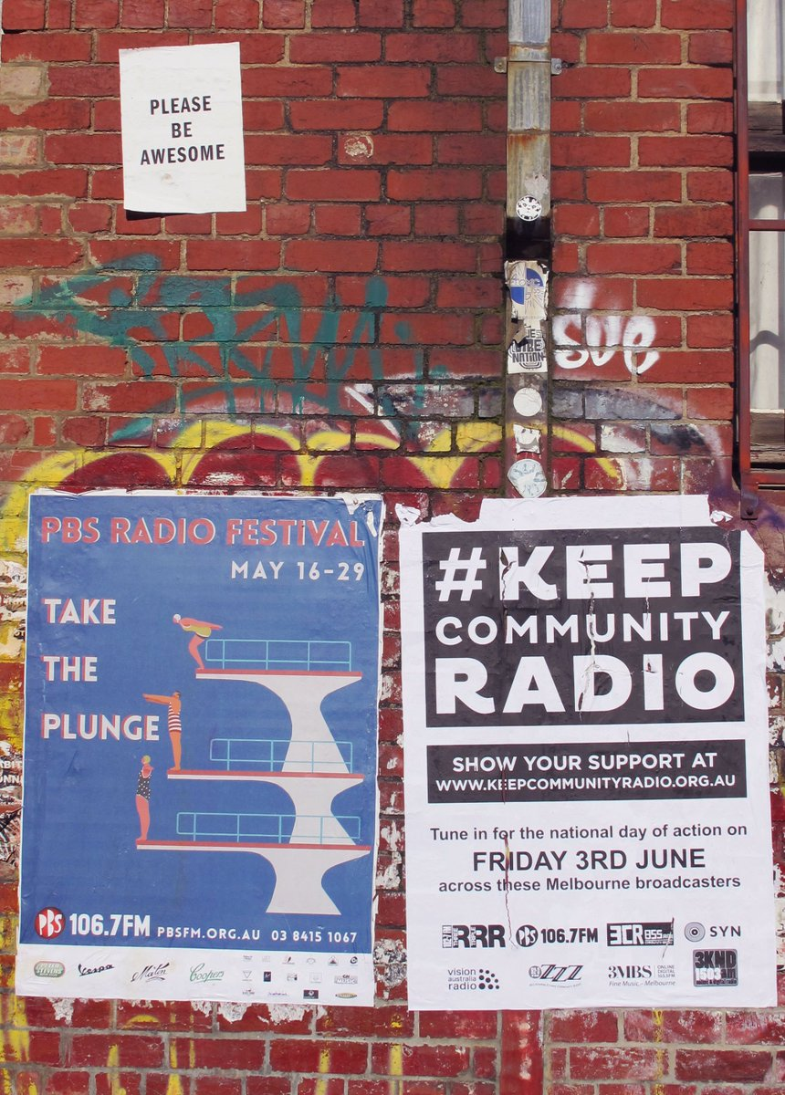 If you haven't already, sign the petition to #KeepCommunityRadio so we have a future: https://t.co/uYmjjSa2Bb https://t.co/OngpGLK76S