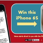 Download our app (the best way to get our news) and win yourself an iPhone https://t.co/yoJXlaYXU6 https://t.co/QC312F94KI