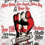 Its never too early to celebrate #Atlantas #Crazy #Canucks! #SavetheDate @AtlanticStation #June25th! https://t.co/6hJofRZfoY