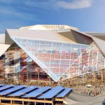 BREAKING: Atlanta will host the Super Bowl @MBStadium in 2019. https://t.co/eP63rIBAR5