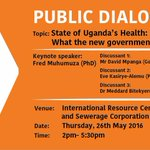 @KigoThinkers setting the stage to answers all questions on health in Uganda tomorrow #UgHealth @nbstv https://t.co/yYi8KYEKQV