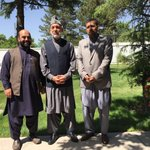 #AFG Great to see national leader and former president Hamid Karzai @KarzaiH with a friend @MASalangi https://t.co/JtqcxwJPxQ