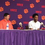 Clemson F @JaronBgame is back for senior year https://t.co/y5navxblsk