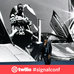 From Myspace to @Codecademy to Twilio. @RyanLeslie reaches millions of fans with his @SuperPhone. #signalconf https://t.co/Prgn7MCYCY